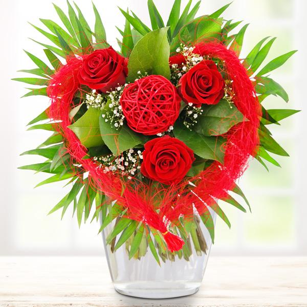 Blumenstrauß Mein Schatz