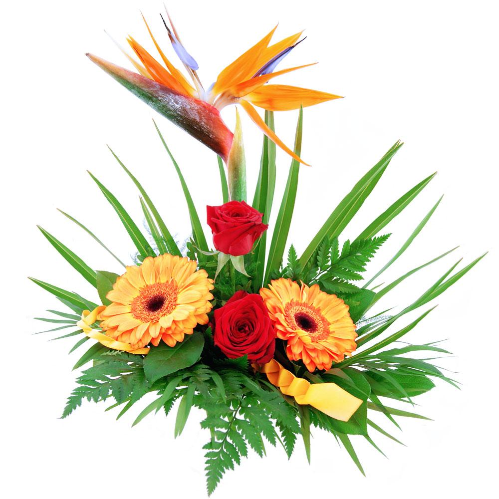 Blumenstrauß Asia