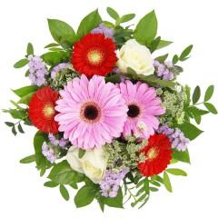 Blumenstrauß Aufmerksamkeit