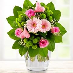 Blumenstrauß Ich mag dich!