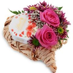 Blumengesteck Für Dich