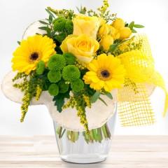 Blumenstrauß Danke für alles