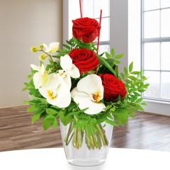 Blumenstrauß Exotische Überraschung