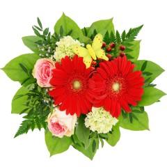 Blumenstrauß Frische Brise
