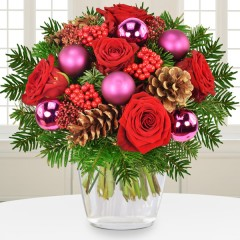Blumenstrauß Christmas