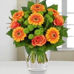 Blumenstrauß Dankeschön