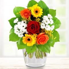 Blumenstrauß Freudige Momente