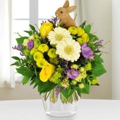 Blumenstrauß Osterfreude