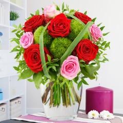 Blumenstrauß Rosenbouquet