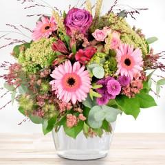 Blumenstrauß Viele Grüße