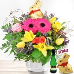 Blumenstrauß Frohe Ostern