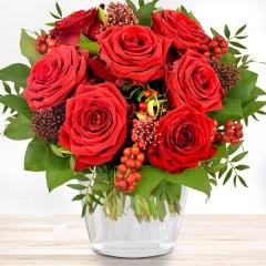 Blumenstrauß Rosenliebe