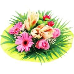 Blumenstrauß Amaryllis