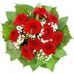 Blumenstrauß Leidenschaft