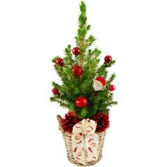 Mini-Weihnachtsbaum Weihnachtsmann
