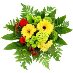 Blumenstrauß Gute Besserung