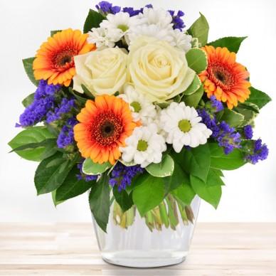 Blumenstrauß Harlekin
