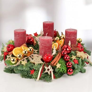 Kranz Weihnachtsstimmung