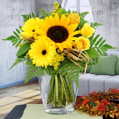 Blumenstrauß Sommerfreude