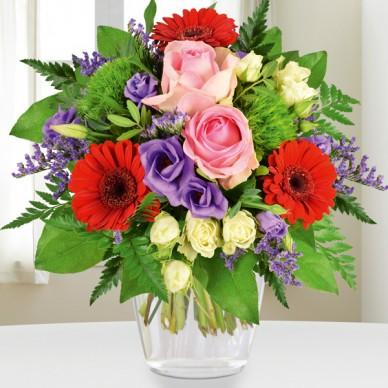 Blumenstrauß Alles Gute
