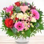 Blumenstrauß Herzlich