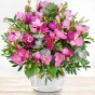 Blumenstrauß Freesienglück
