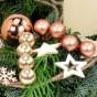 Weihnachts- kugeln