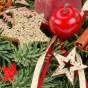 Sterne, Weihnachtsapfel
