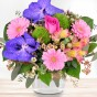 Blumenstrauß Orchideenglück