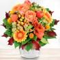 Blumenstrauß Indian Summer
