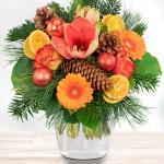 Blumenstrauß Jingle Bells