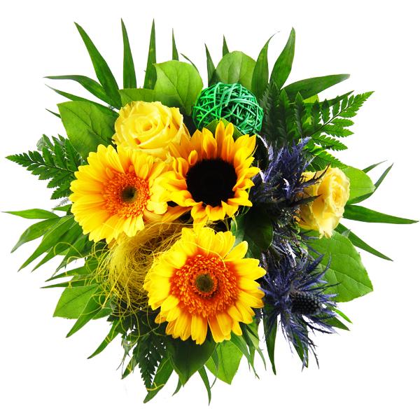 Blumenstrauß Sonnige Momente